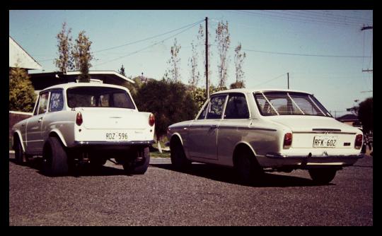1965 Toyota Toyota 700