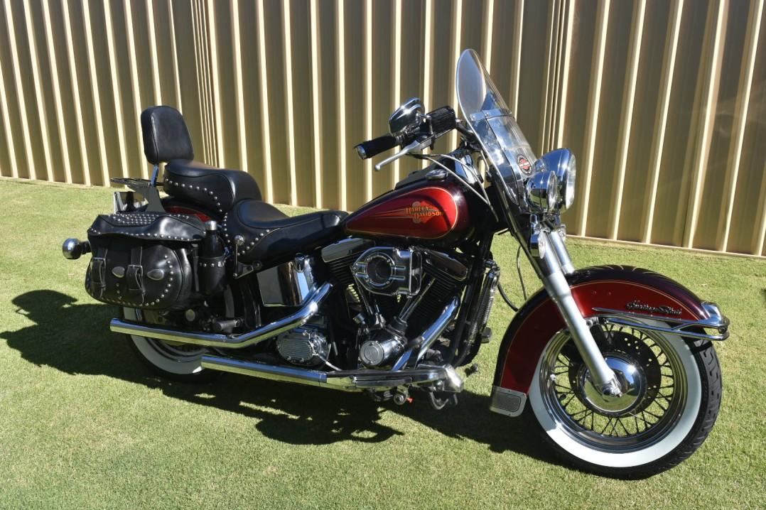 1991 Harley-Davidson 1340cc FLSTC HERITAGE SOFTAIL CLASSIC