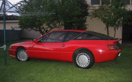 1988 Renault Alpine GTA Turbo