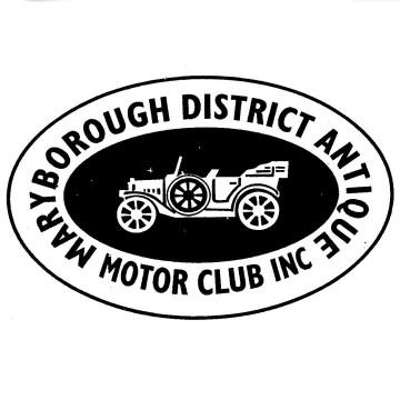 Maryborough District Antique Motor Club Inc
