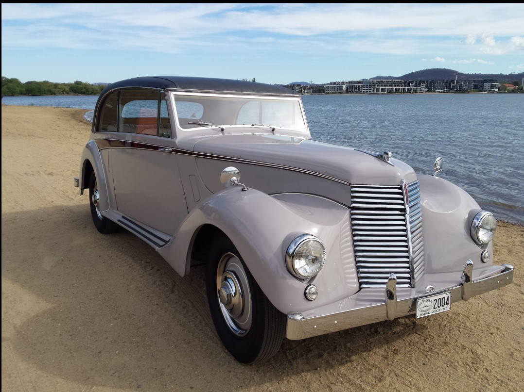1949 Armstrong Siddeley Typhoon