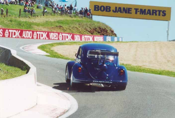 1962 Volkswagen Beetle sports sedan