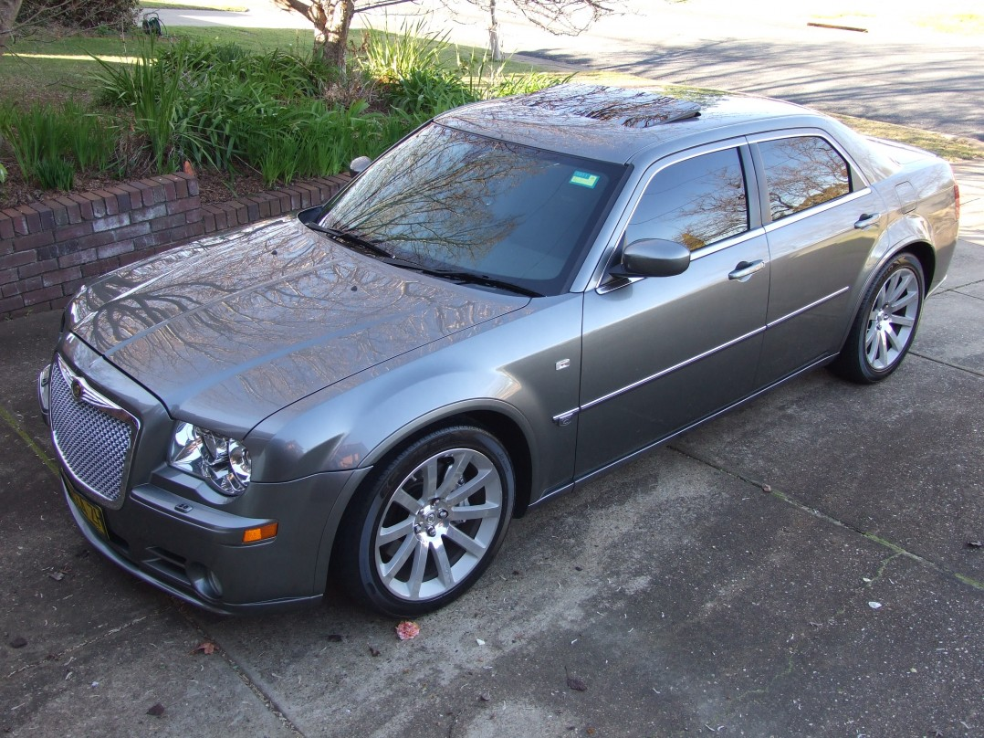 2006 Chrysler 300C SRT8