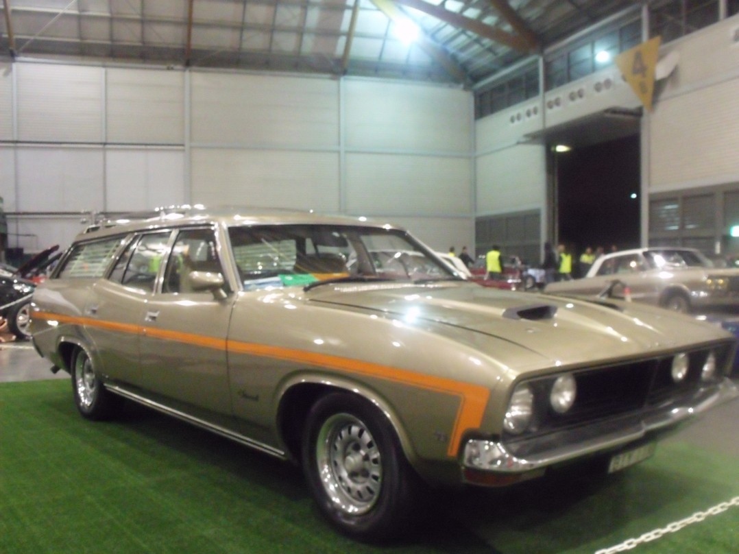 ford xb gs fairmont yakka shannons club