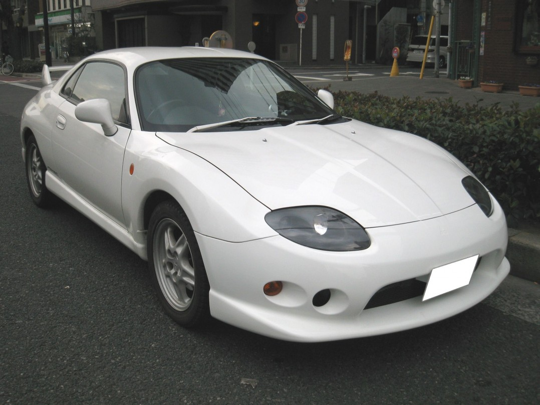 1994 Mitsubishi FTO GPX (MIVEC)