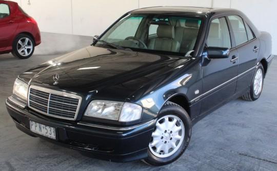1999 Mercedes-Benz C200 ELEGANCE