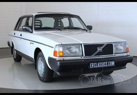 1984 Volvo 240GLE