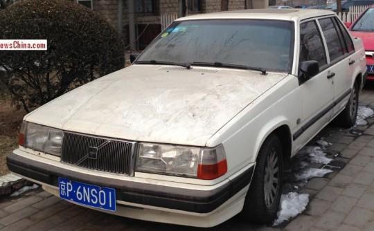 1990 Volvo 940GL
