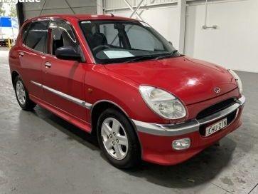 1999 Daihatsu SIRION GTvi