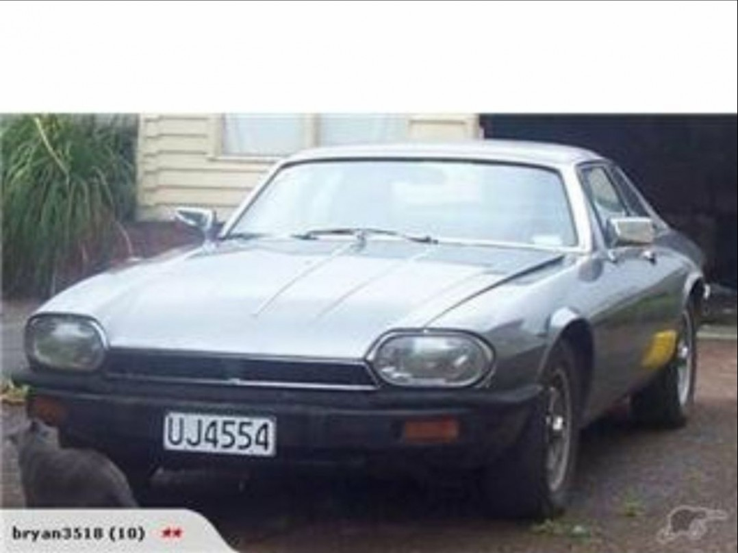1980 Jaguar XJS V12