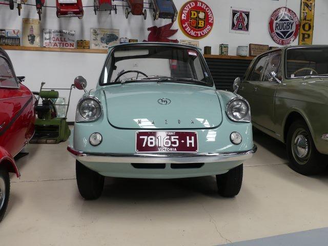 1963 Mazda R 360