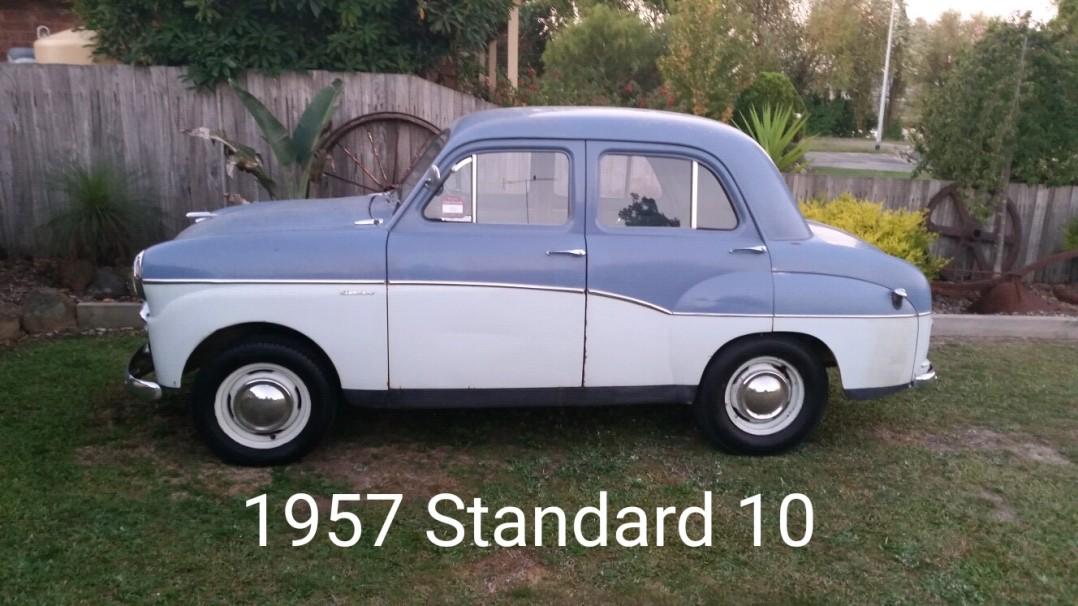 1957 Standard 10