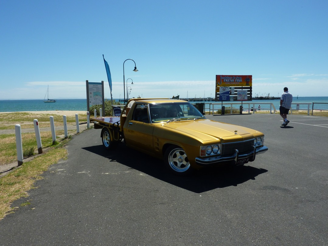 1974 Holden HJ
