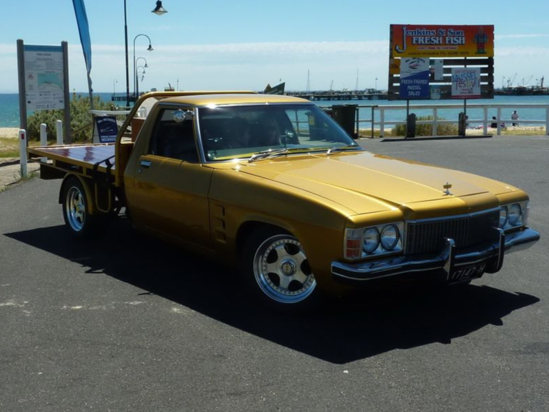 1974 Holden HJ 1 Tonner