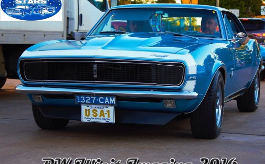 1967 Chevrolet RS CAMARO