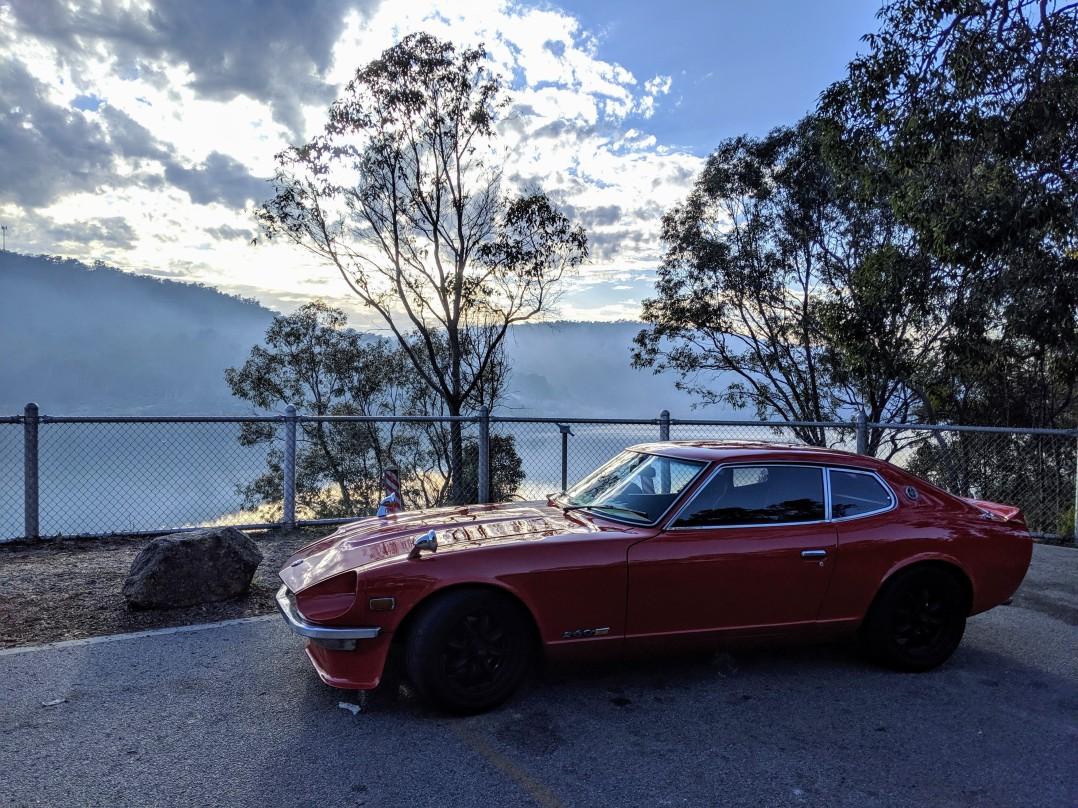 1974 Datsun 260Z 2+2 SPORTS