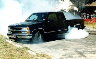 1997 Chevrolet SILVERADO / SIERRA GREY IMPORT