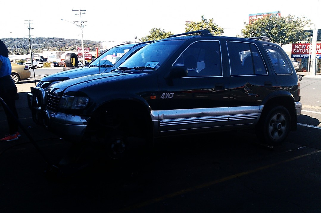 1997 Kia SPORTAGE (4x4)