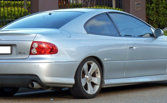 2004 Holden (HSV) Monaro CV8