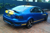 2011 Holden Special Vehicles VE HSV GTS