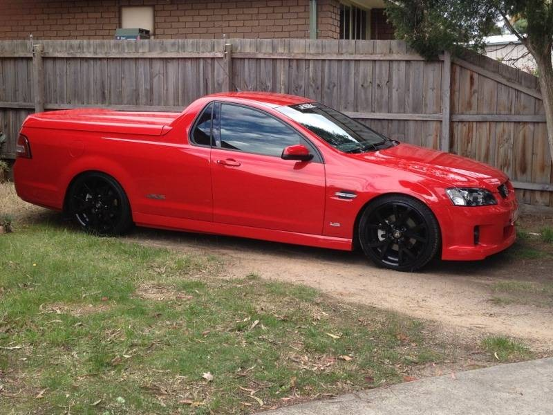 2008 Holden SSV VE Commodore - NAAA - Shannons Club