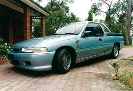 1992 Holden Special Vehicles Maloo VP