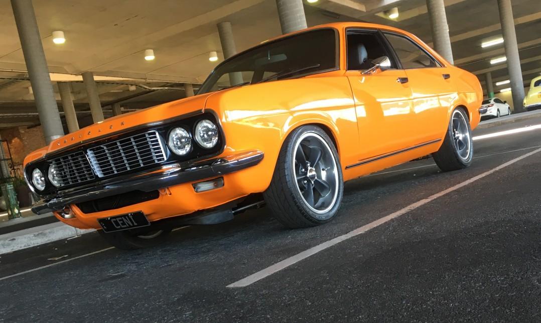 1976 Chrysler CENTURA XL