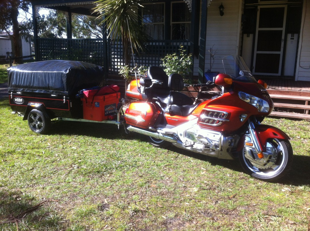 2007 Honda Goldwing