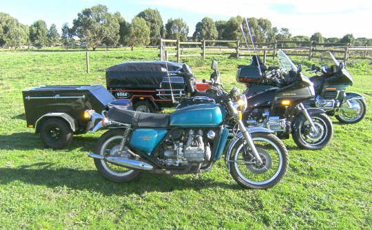 Honda Goldwing(s)