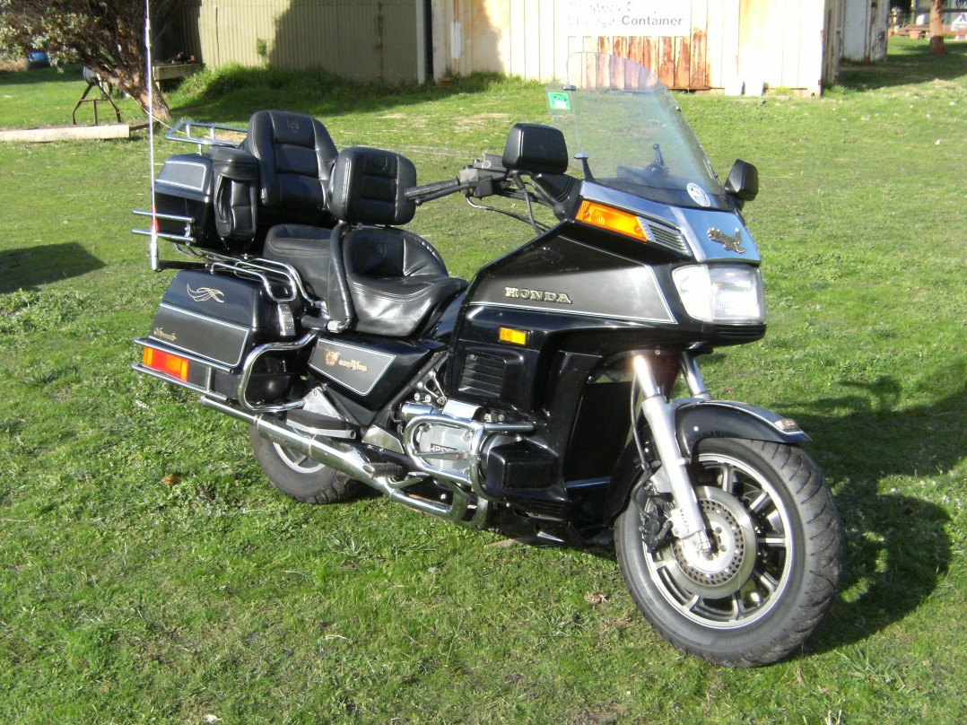 1987 Honda Goldwing Aspencade