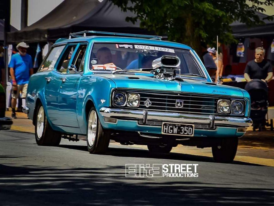 1971 Holden PREMIER
