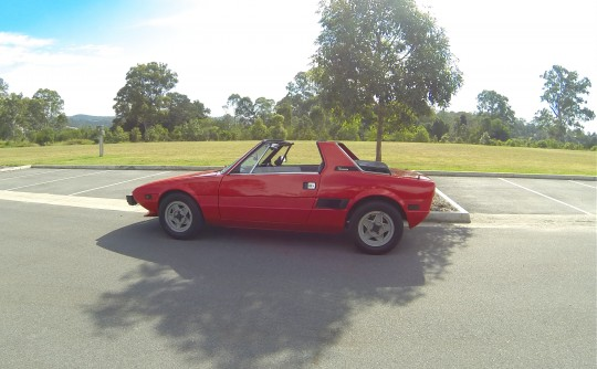 1980 Fiat X19 Bertone