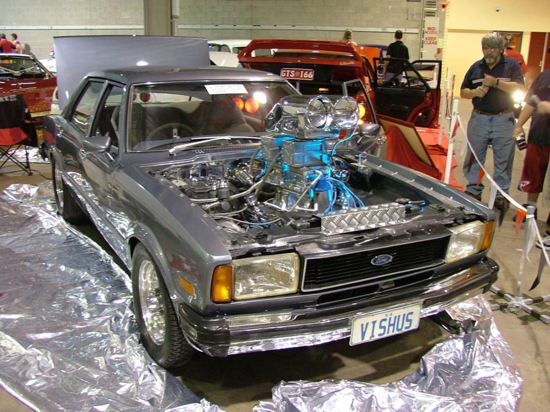 1978 Ford Te Cortina