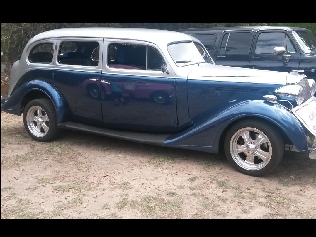 1938 Vauxhall 20