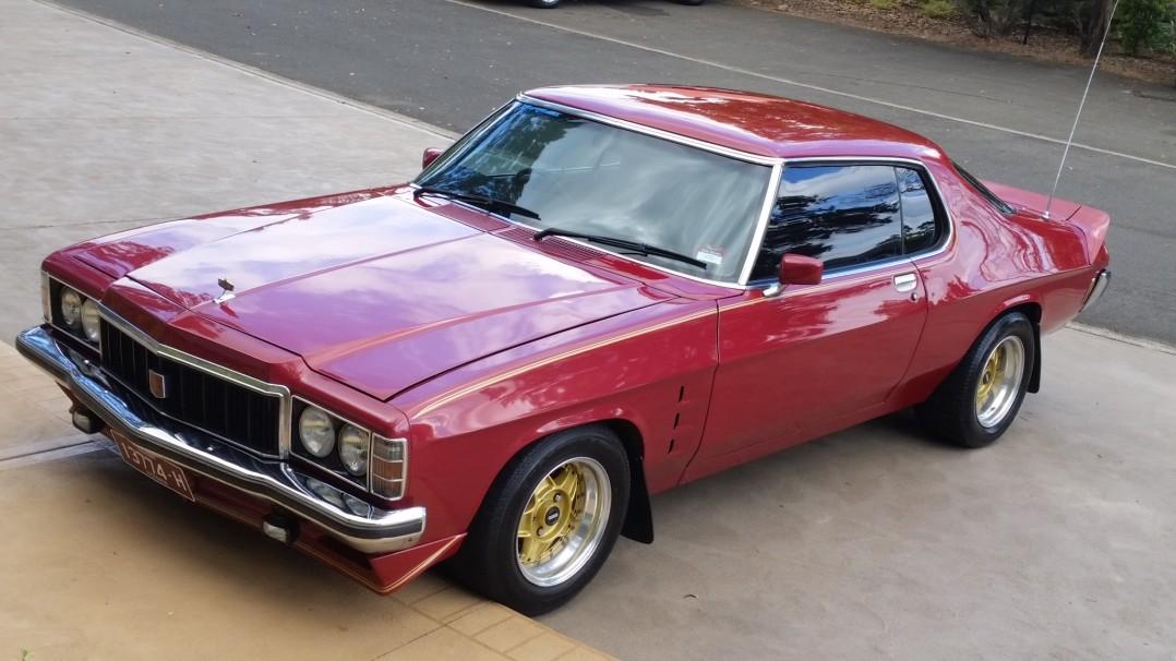 1976 Holden HX LE