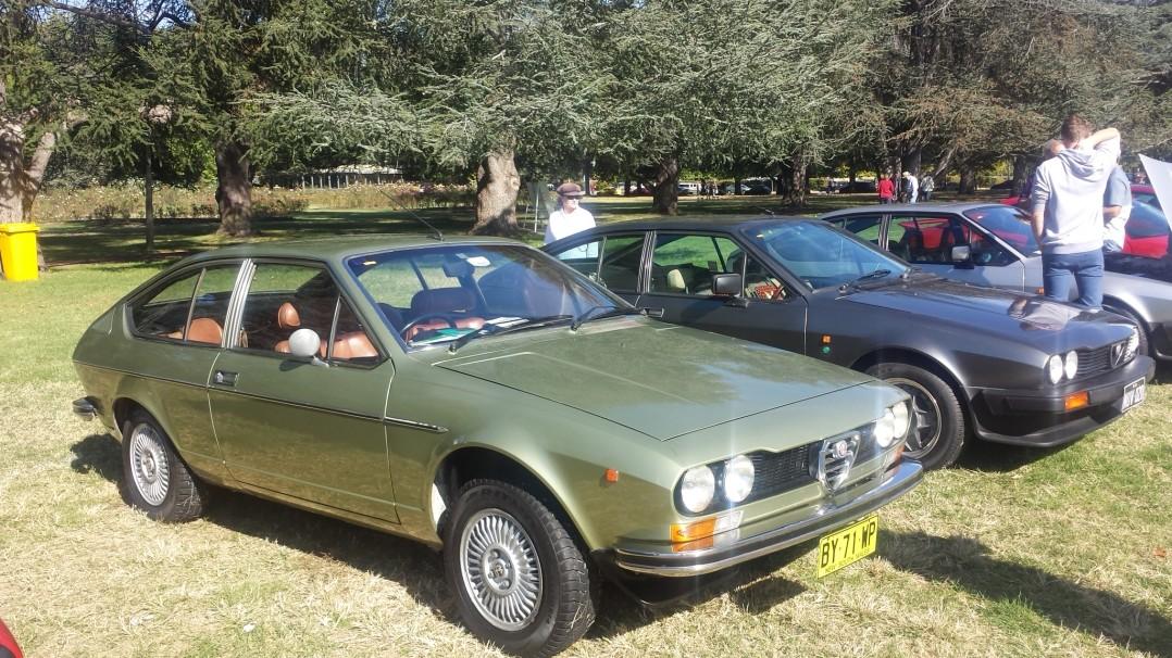 1975 Alfa Romeo ALFETTA 1.8