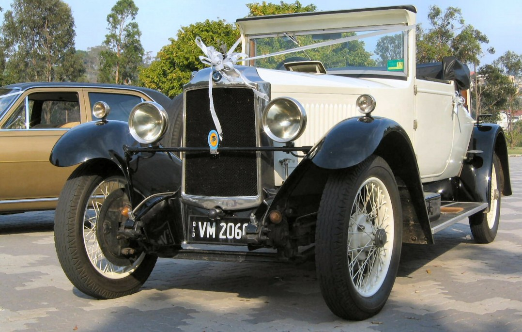 1927 Vauxhall Grafton Cabriolet Coupe