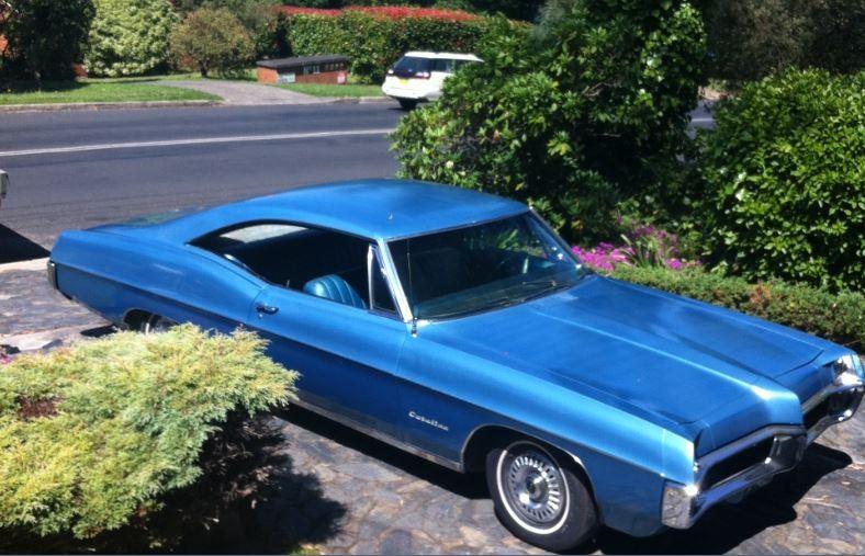 1967 Pontiac Catalina Fast Back