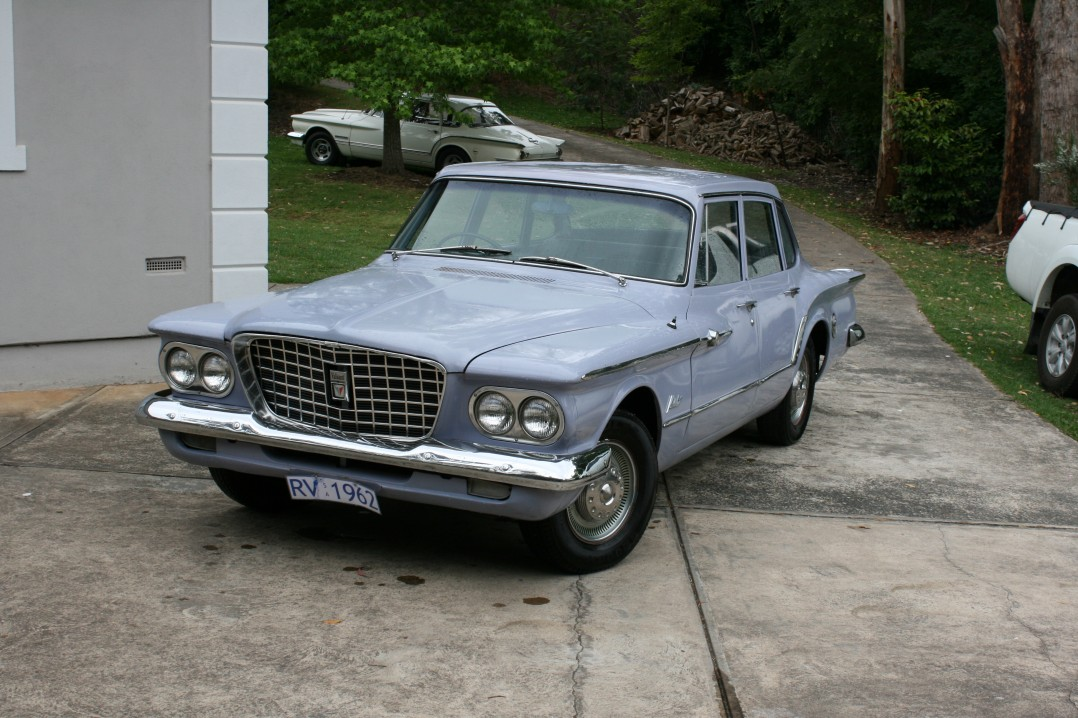 1962 Chrysler R Series