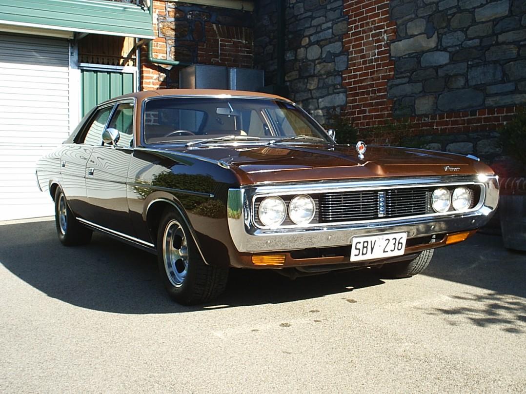 1976 Chrysler CHRYSLER
