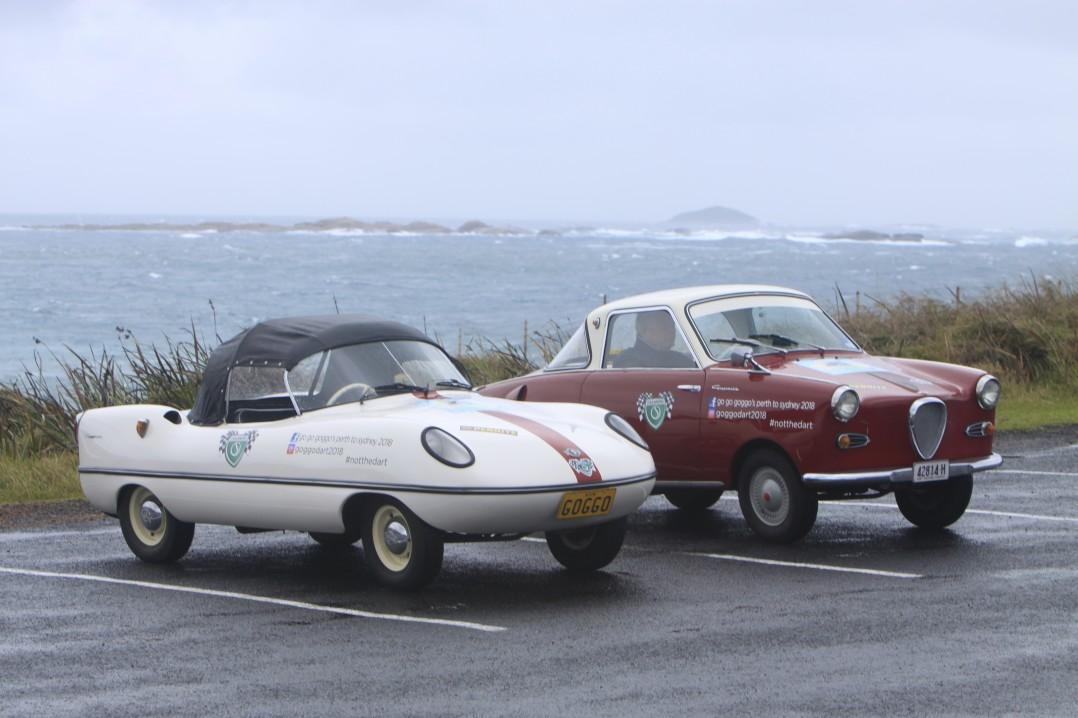 1960 Goggomobil DART