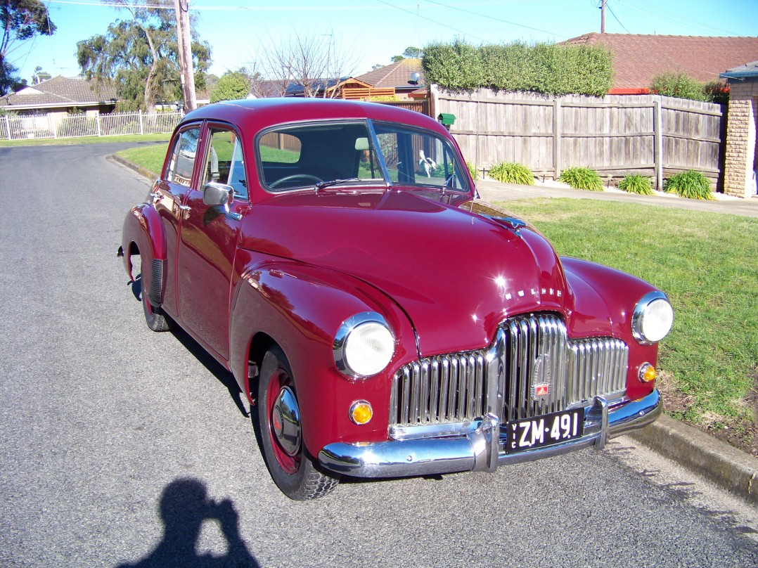 1952 Holden FX