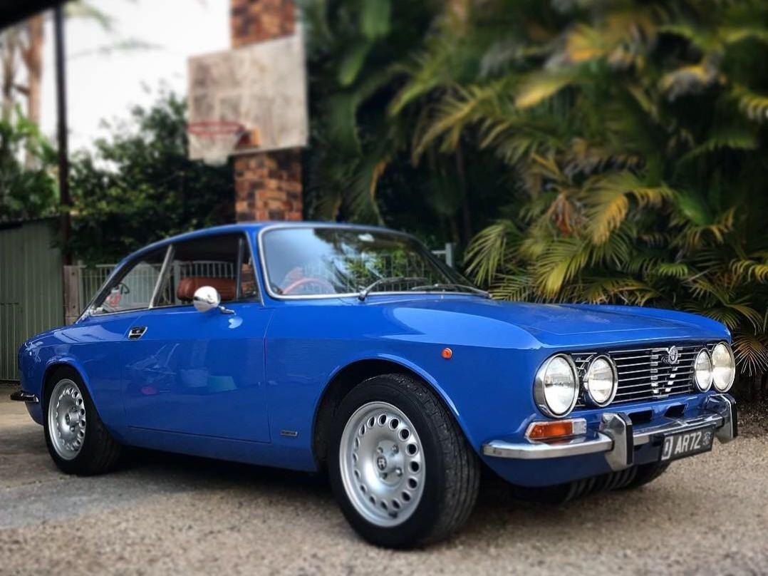 1972 Alfa Romeo GT VELOCE 2000