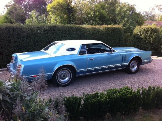 1977 Lincoln MKV