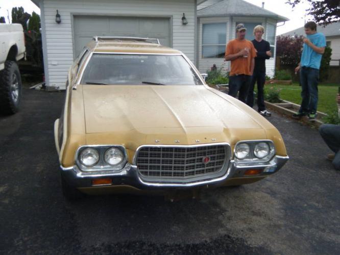 1972 Ford Gran Torino Squire