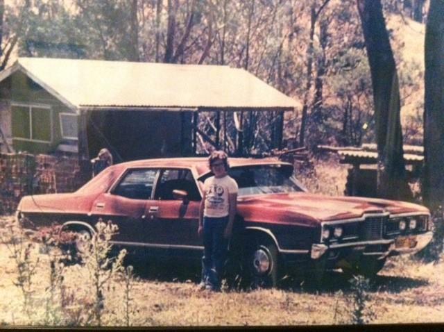 1972 Ford Galaxie LTD