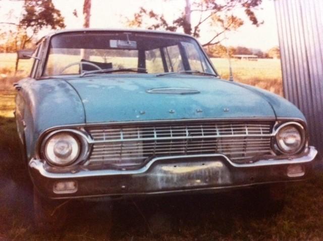 1963 Ford Falcon XL Deluxe