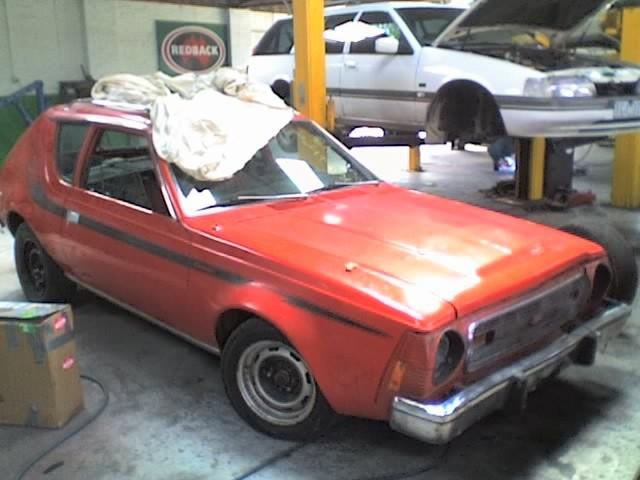 1974 American Motors Gremlin