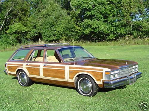1978 Chrysler LeBaron Town and Country