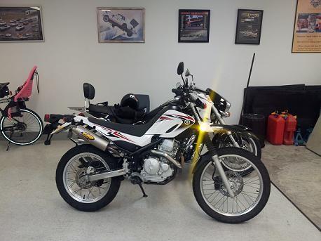 2010 Yamaha XT250
